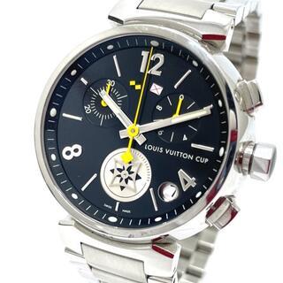 ルイヴィトン(LOUIS VUITTON)のルイヴィトン Q11BG クロノグラフ タンブール ラブリーカップ メンズ腕時計(腕時計(アナログ))