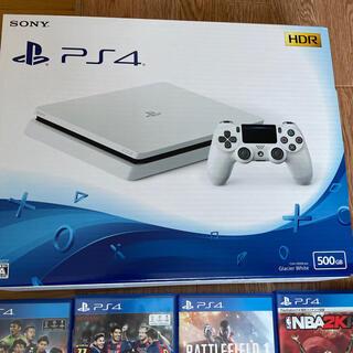 プレイステーション4(PlayStation4)のPS4(家庭用ゲーム機本体)