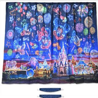 ディズニー(Disney)のディズニー カーテン 夜空(カーテン)
