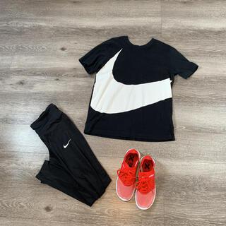 ナイキ(NIKE)のナイキ ビックロゴTシャツ(Tシャツ/カットソー(半袖/袖なし))