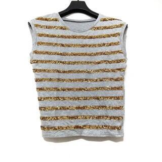 グレースコンチネンタル(GRACE CONTINENTAL)のグレースコンチネンタル Tシャツ 36 S美品 (Tシャツ(半袖/袖なし))