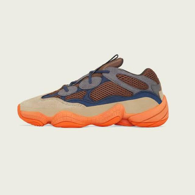 adidas(アディダス)のyeezy500 Enflame イージー メンズの靴/シューズ(スニーカー)の商品写真