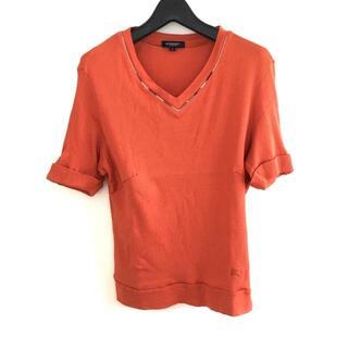 バーバリー(BURBERRY)のバーバリーロンドン 半袖カットソー 5 XS -(カットソー(半袖/袖なし))