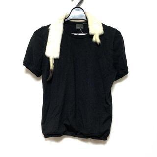 FENDI - フェンディ 半袖セーター サイズ42 M