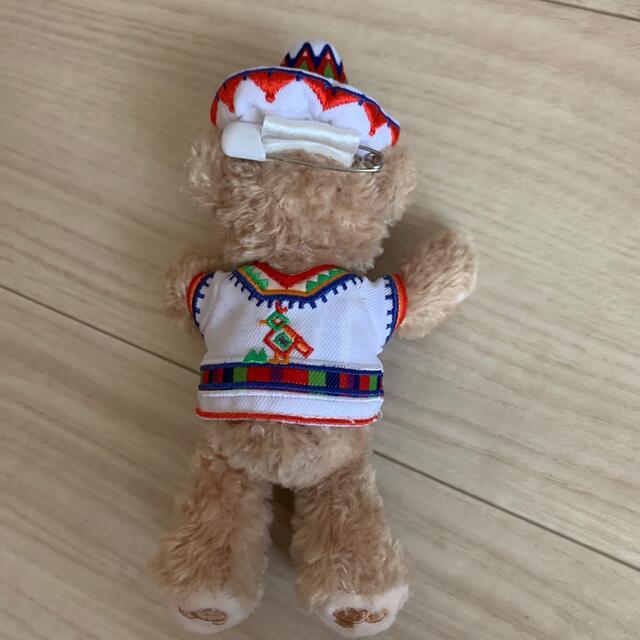 ダッフィー(ダッフィー)のダッフィー ぬいぐるみバッジ ぬいば サルアミ サルードスアミーゴス エンタメ/ホビーのおもちゃ/ぬいぐるみ(キャラクターグッズ)の商品写真