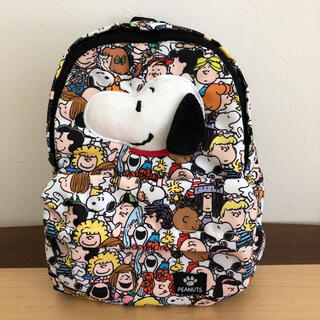 SNOOPY - スヌーピー キッズ 子ども リュックサック