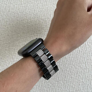 Apple Watch - Apple Watch series6 セラミックベルト
