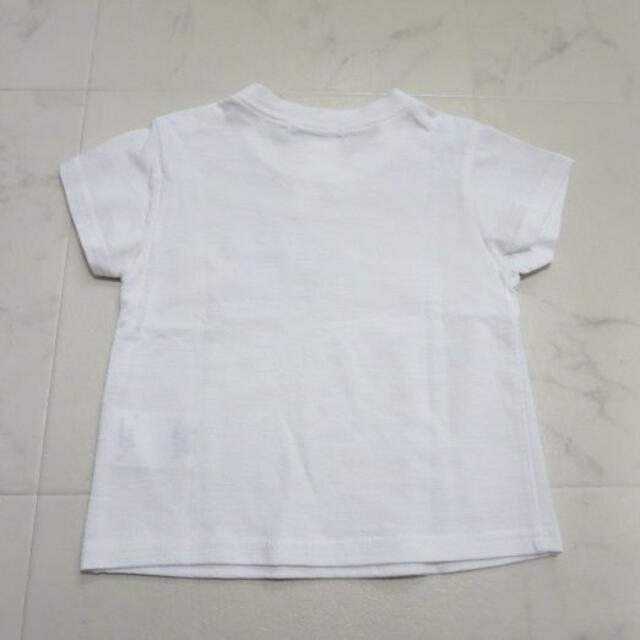kladskap(クレードスコープ)の【新品】kladskap / クレードスコープ 半袖Tシャツ 80 キッズ/ベビー/マタニティのベビー服(~85cm)(Tシャツ)の商品写真