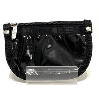 レスポートサック(LeSportsac)のレスポートサック コインケース - 黒(コインケース)