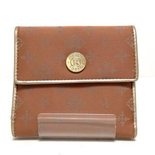 ラシット(Russet)のrusset(ラシット) Wホック財布美品  -(財布)