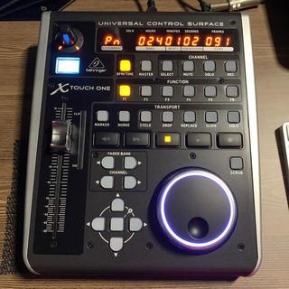 berginger X-TOUCH ONE    DAW コントローラー(MIDIコントローラー)