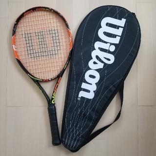 ジュニア テニスラケット ウィルソン BURN25S 錦織圭モデル