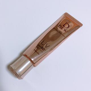 デュウ(DEW)のDEW UV デイエッセンス (日やけ止め美容液) 40g(美容液)