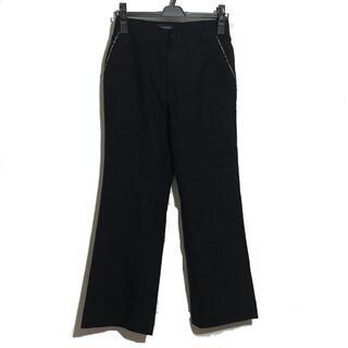 バーバリー(BURBERRY)のバーバリーゴルフ パンツ サイズ9 M - 黒(その他)