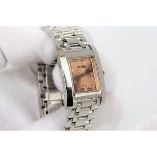 FENDI - フェンディ FENDI 女性用 腕時計 電池新品 s1195