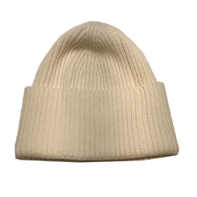 LOUIS VUITTON(ルイヴィトン)のルイ・ヴィトン LOUIS VUITTON ニットキャップ ボネLVビ【中古】 レディースの帽子(ニット帽/ビーニー)の商品写真
