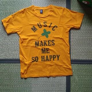 グラニフ(Graniph)のグラニフ Tシャツ オレンジ sサイズ(Tシャツ(半袖/袖なし))