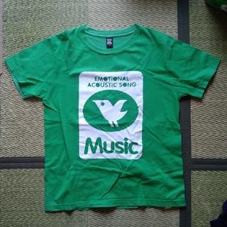 グラニフ(Graniph)のグラニフ Tシャツ グリーン sサイズ(Tシャツ(半袖/袖なし))