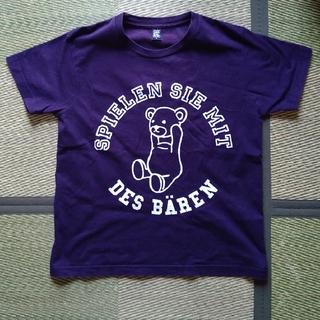 グラニフ(Graniph)のグラニフ Tシャツ パープル sサイズ(Tシャツ(半袖/袖なし))