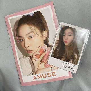 スルギ  トレカ (amuse)(K-POP/アジア)