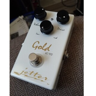 Jetter Gear Gold 45/100 美品(エフェクター)