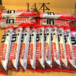 モリナガセイカ(森永製菓)の新品14本inバープロテインベイクドチョコ(プロテイン)