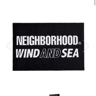 ネイバーフッド(NEIGHBORHOOD)のneighborhood wind and sea NHWDS-N-MAT(ラグ)