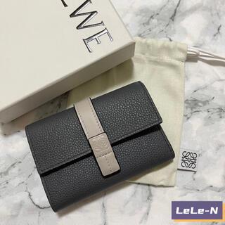LOEWE - LOEWE<新品レシート付き>スモールバーティカル財布 ♪ ANT/GHOST