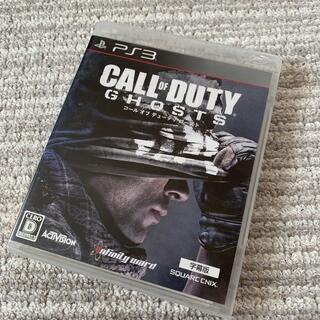 PlayStation3 - PS3 コールオブデューティゴースト