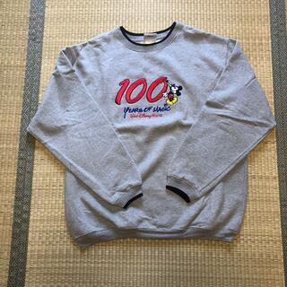 ディズニー(Disney)のウォルトディズニー100周年 スエット(スウェット)