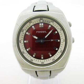 フォッシル(FOSSIL)のフォッシル 腕時計 AM-3608 レディース(腕時計)