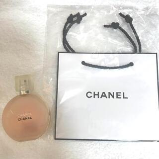 シャネル(CHANEL)のシャネル チャンス オーヴィーヴ ヘアミスト35ml ショッパー付き(ヘアウォーター/ヘアミスト)