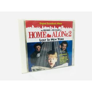 【プレミア盤】映画『ホームアローン2』サントラCD/ジョンウィリアムズ/国内盤(映画音楽)