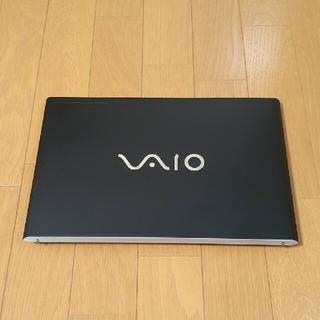 バイオ(VAIO)のVAIO 『S13 VJS131C11N  』Core i5 まだまだ速いです!(ノートPC)