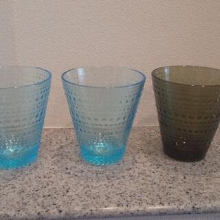 イッタラ(iittala)のイッタラ カステヘルミ    グラス3個セット(グラス/カップ)