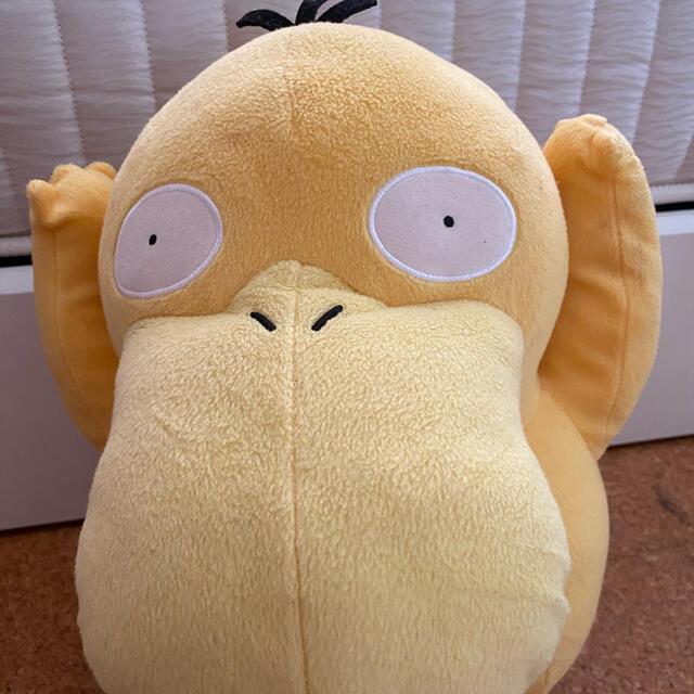 ポケモン(ポケモン)のコダックぬいぐるみ(大) エンタメ/ホビーのおもちゃ/ぬいぐるみ(ぬいぐるみ)の商品写真