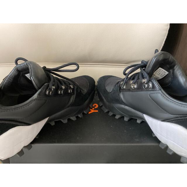 Y-3(ワイスリー)の(使用少)Y3 KYOI TRAIL 25.5cm 付属品完備 メンズの靴/シューズ(スニーカー)の商品写真
