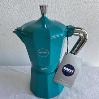 イタリア製直火型エスプレッソメーカー(コーヒーメーカー)