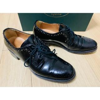 チャーチ(Church's)のchurch's ISADORA Black polished  35(ローファー/革靴)