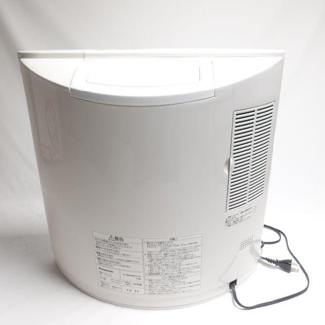 Panasonic(パナソニック)のPanasonic 電気ファンヒーターDS-FK-1202 ホワイト/ブルー スマホ/家電/カメラの冷暖房/空調(ファンヒーター)の商品写真