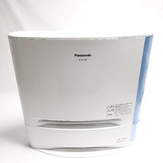 Panasonic - Panasonic 電気ファンヒーターDS-FK-1202 ホワイト/ブルー