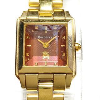 バーバリー(BURBERRY)のバーバリーズ 腕時計 - 5421-H11372(腕時計)