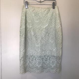 ディーホリック(dholic)のDHOLIC レースタイトスカート レーススカート(ひざ丈スカート)
