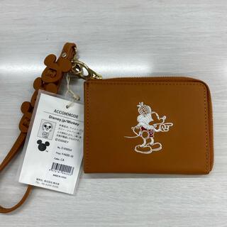 Disney - カードケース ミニ財布
