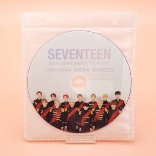 SEVENTEEN - 💖SEVENTEEN💖2018 JAPAN ARENA TOUR DVD1枚