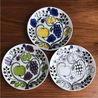 【新品、未使用】アラビア パラティッシ  21㎝ 3枚(食器)