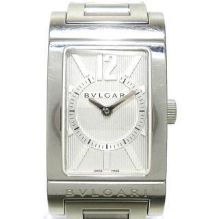 ブルガリ(BVLGARI)のブルガリ 腕時計 - RT 39 S レディース(腕時計)
