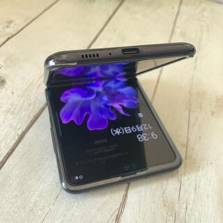 SAMSUNG - Galaxy Z Flip Mirror Black 256GB SIMフリー