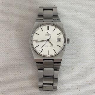 オメガ(OMEGA)のオメガ ジュネーブ ベルト切れ 腕時計(腕時計(アナログ))
