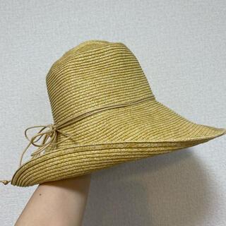 ユニクロ(UNIQLO)のユニクロ⭐︎麦わら帽子(麦わら帽子/ストローハット)